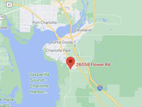 26066 & 26058 Flower Rd Punta Gorda, FL 33955, USA