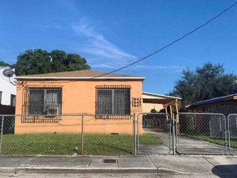 7643 NW 6th Ct Miami, FL 33150