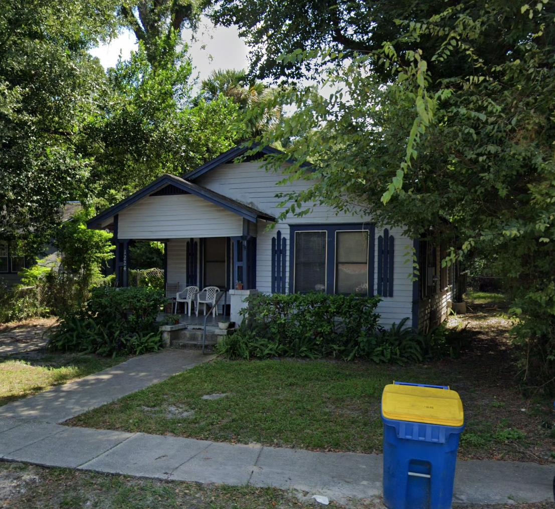 1224 Kennard St Jacksonville, FL 32208 USA