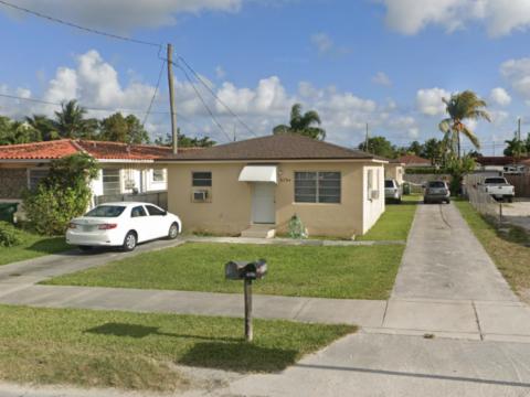 6796 & 6794 SW 21st St Miami, FL 33155 USA