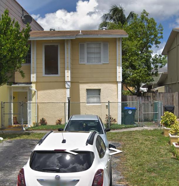 8009 SW 7th Ct, North Lauderdale, FL 33068, USA