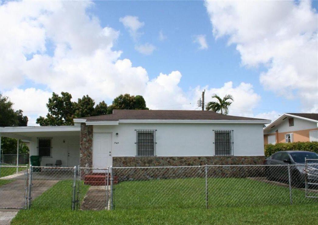 7265 SW 15th St Miami, FL 33134