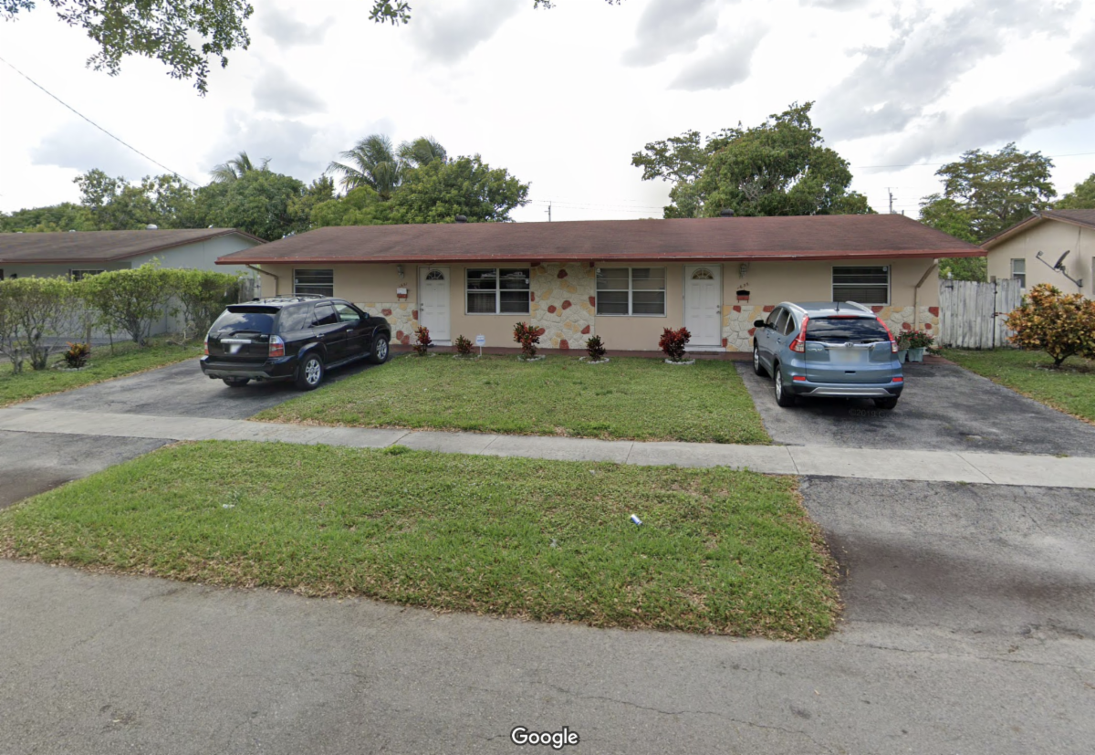 1631 NW 54th Terrace, Lauderhill, FL 33313