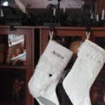 empty stocking. - grieving the child we never knew