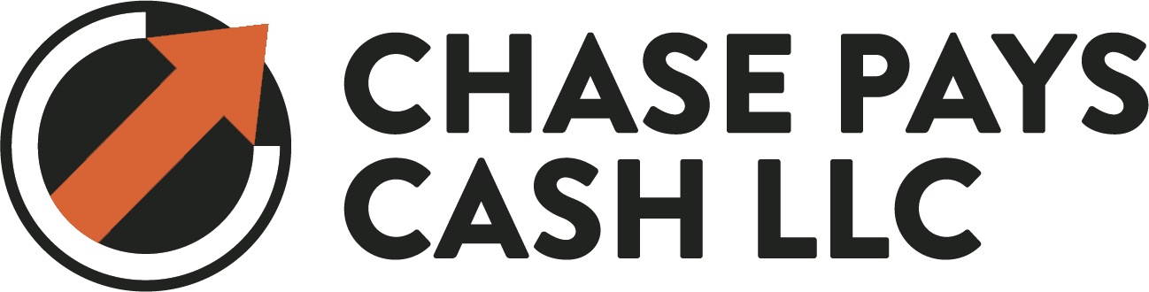 Chase Pays Cash logo