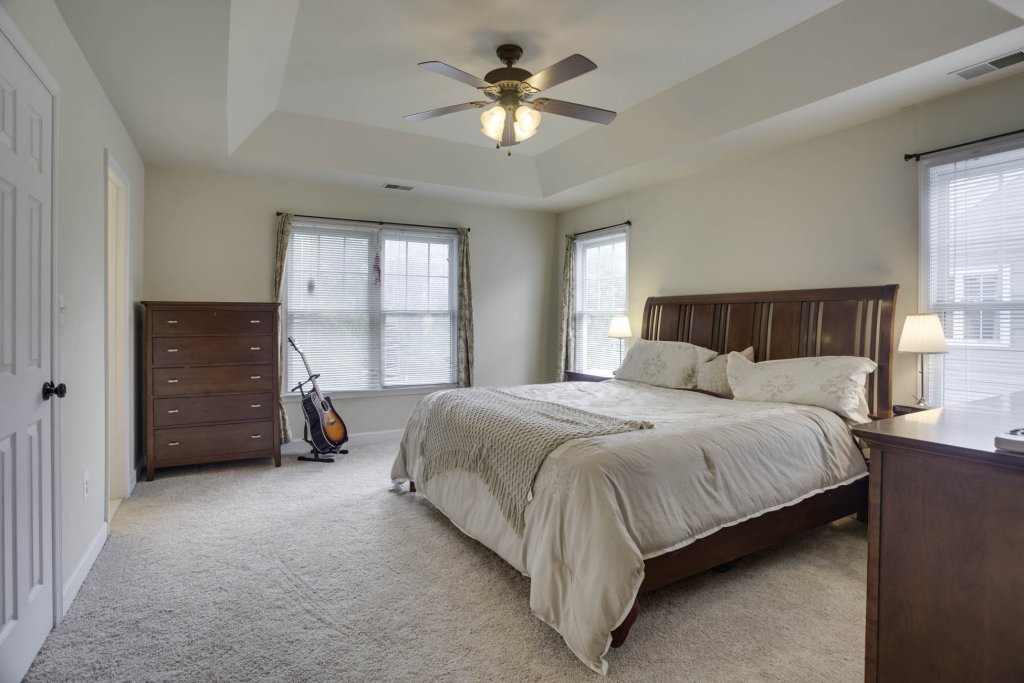 Making your bed to sell your house on the MLS