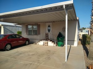 Manufactured Home Foreclosure