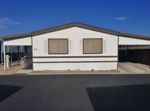 Phoenix Mobile Home Short Sale