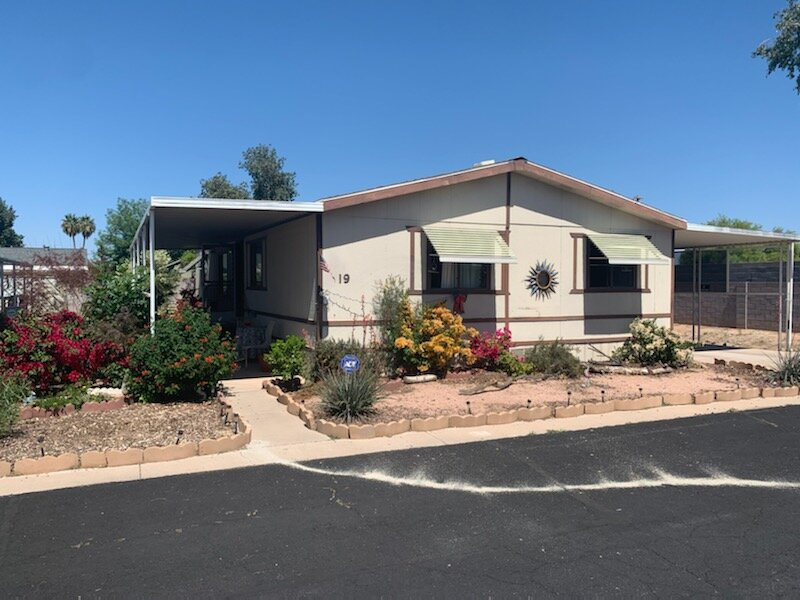 Free Mobile Home Removal in Arizona