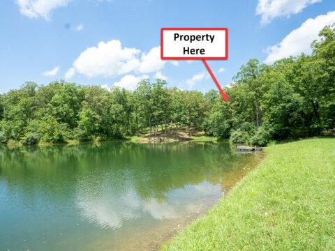 private lake for sale missouri