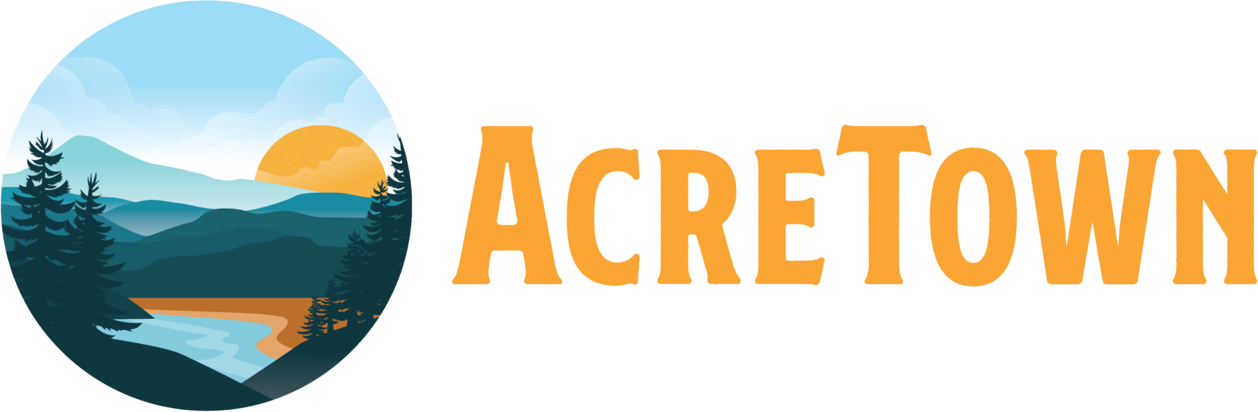 AcreTown.com  logo