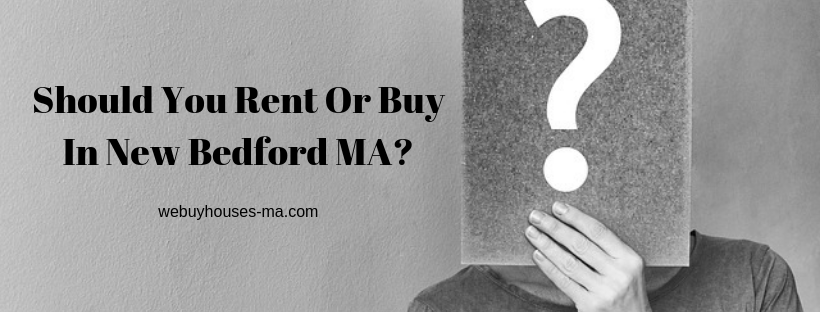 We buy houses in New Bedford MA