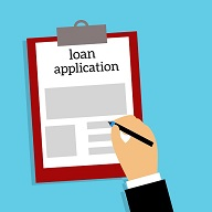 Loan application in Andover MA