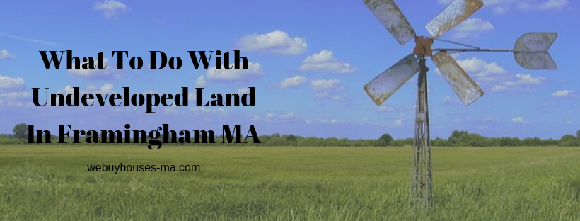 We buy houses in Framingham MA