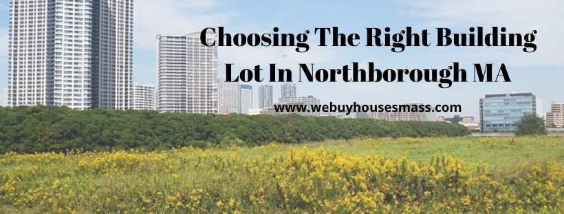 We buy houses in Northborough MA
