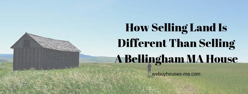 We buy houses in Bellingham MA