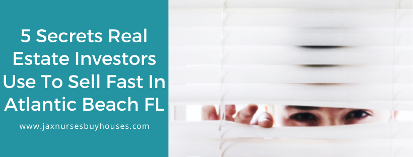 We buy properties in Atlantic Beach FL