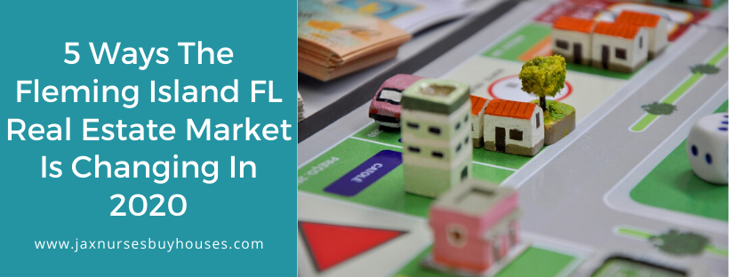 We buy properties in Fleming Island FL