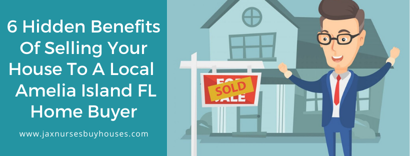 We buy properties in Amelia Island FL