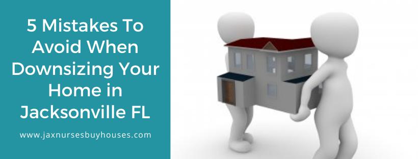 We buy properties in Jacksonville FL
