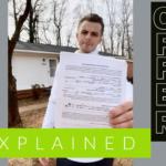NC Cash Offer Explained