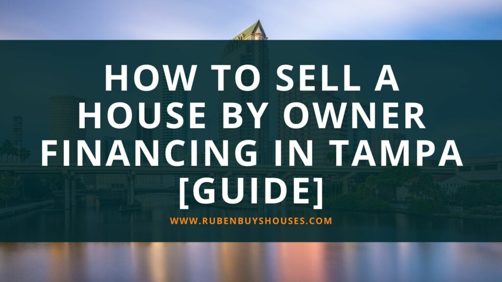 sell a house using owner finance