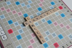Declare bankruptcy to stop foreclosure