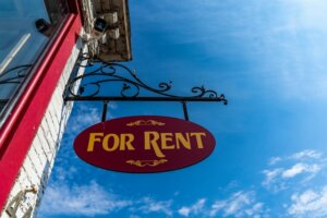 Renting after foreclosure