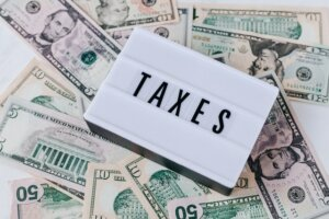 real estate tax consideration