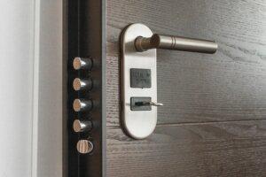 fixed house doors