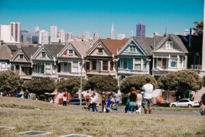 highlight neighborhood when selling house