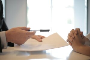 sell house through agent while divorce