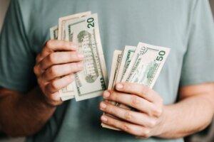 borrowing money from family