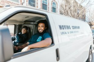 hiring movers real estate