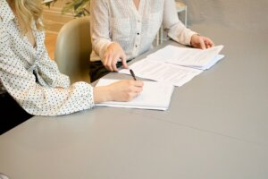 have a legal contract for rent to own agreement