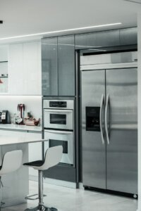 home appliances and fixtures when selling home in Tucson