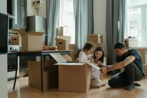 downsize to see more of family
