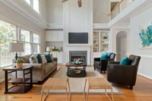 cheap living room upgrades to sell home faster