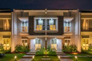 home exterior photography