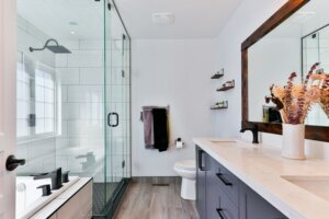 bathroom cheap aesthetic upgrades to sell home faster