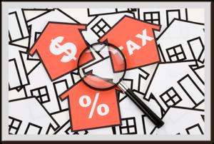 determine value of property