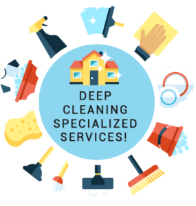 hire professional home cleaner in Tucson AZ