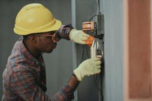 apartment building maintenance