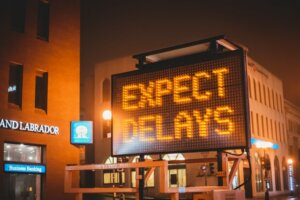 things that can delay home sale
