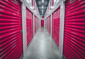 storage unit expenses when decluttering to sell home