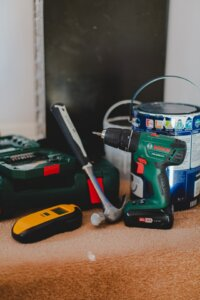 repair and staging expenses
