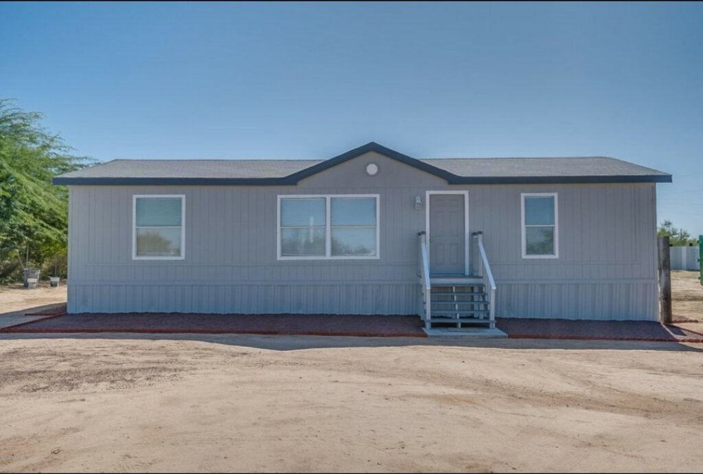 we buy mobile home in Tucson