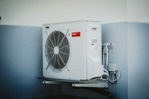 fix air conditioning before inspection