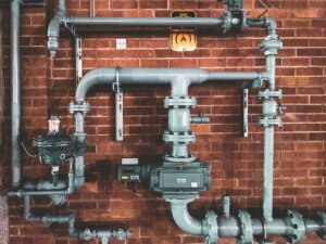 repair plumbing before inspection