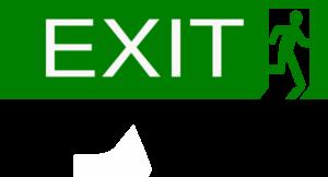 Exit plan real estate